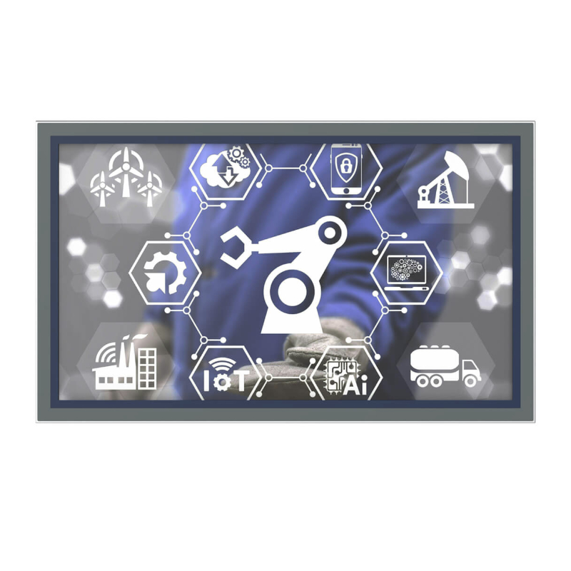 TAICENNs neuer resistiver Touchscreen-PC der TPC-DRM-Serie
