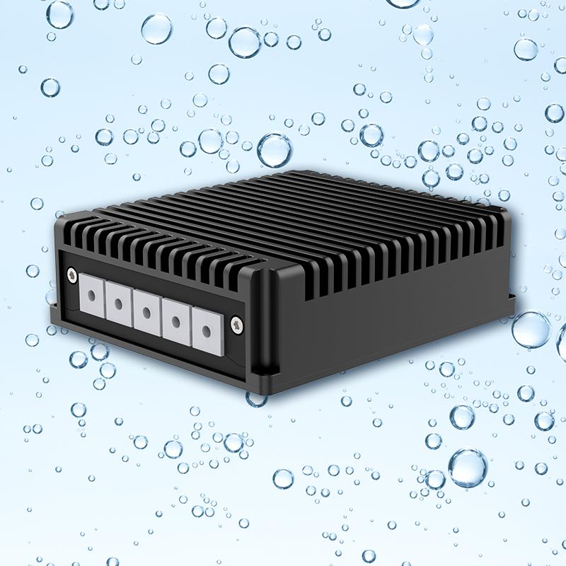 IP65 Embedded Box-PCs im kundenspezifischen Design